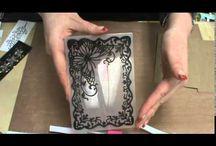 metallic pens tutorials