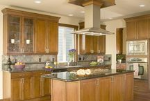 H+E Cabinetry / House+Earth offers both semi-custom and custom lines of cabinetry. Something to fit every project!