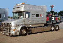 T SCANIA TRUCK T-CAB (5) (LongLine) series / Trucks of the swedish brand SCANIA,T-CAB LongLine series.