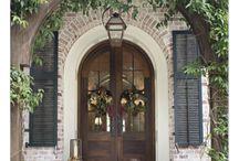 Front door 278