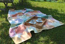 100% Baumwolle / 100% Natur Baumwolle (kbA) - Wohn-Textilien, Wohndecken, Kuscheldecken, Kinderdecken, Tischwäsche, Bettwäsche