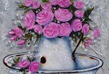 Vazolu çiçekler