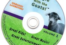 DVD's / Buy the DVD's of America's #1 Funny Goat Music Videos,  for yourself or gift it to loved ones.  ​ ​Special Offer - Buy 2 and Get Free Shipping!!! http://www.gigglewiththegoats.com/dvds.html