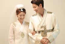 Hanbok / Korean traditional clothings and modern fashions