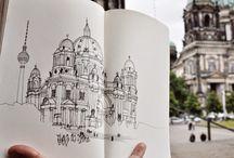 Urban sketchs