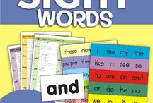 K Sight word practice