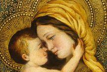 madona with jesus