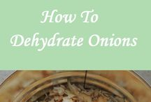 dehydrate recipes