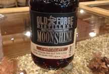 Chocolate Flavored Moonshine / Here's to all the #chocolate lovers out there. Sample our Chocolate Flavored Moonshine inspired by the decadent chocolate cake at the Pottery House Cafe.