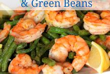 Weeknight Dinner Ideas / Simple CLEAN meals for your busy week!
