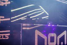Ecran cu led LEDCO - Club NOA Cluj Napoca