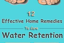 Water retention cure