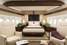 Private jets / by Dorothy Lewis