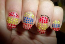 Flag Nails - Uñas con banderas / Uñas decoradas con banderas, flag nails