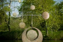 Sculptures / Ideas for focal points and added interest in garden schemes