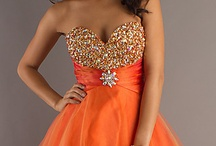 fav formal dresses / by Rachel Marie