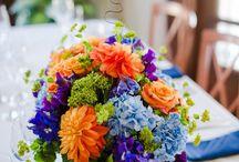 Centre de table / Fleurs
