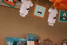 Baby Shower Stuff / You never know when you'll get to help with a baby shower! / by Deborah Andreasen