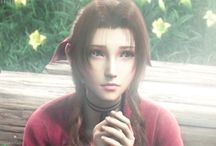 Fina Fantasy GAME / Charakters