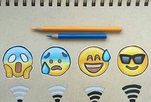 rajz emoji