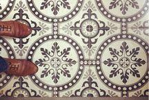 Mosaicos / Tiles