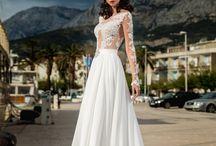 Svadobné šaty Annette Moretti