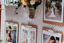 Wedding stand ideas