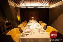 OROOM DINNING / Poing Restaurant      @ OROOM DINING Photographer _ JinChul Shin