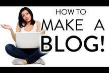 Blogging Tips  / Blogger from A to Z!!