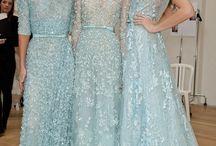 Gowns, evening dress, ballroom,