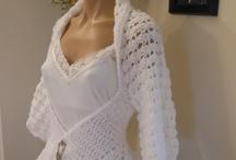 Crochet Sweaters/Boleros