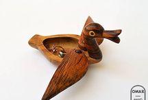 Sashe: Ručne vyrobené drevené hračky od Omar Handmade