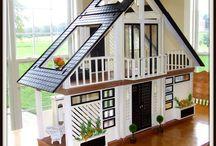Modern Doll House ideas