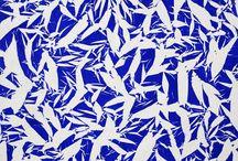 Simon Hantaï / Modern abstract artist