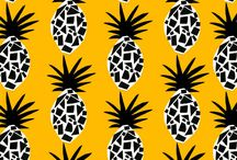 GRAPHIC / Textiles, patterns