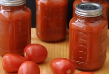 Canning/preserving / by Angela Surrett