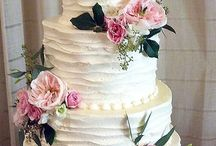 Wedding Cakes / by Terri Cornett