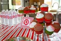 Pinterest Party / by Megan Beavers