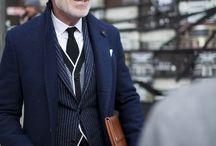 The bearded men / Men. Beards. Style.  / by Sean W.