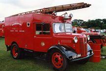 Austin brandweerauto.