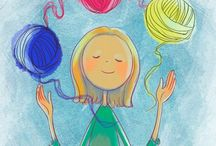 Картинки вязание