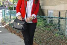 teacher's outfit