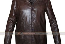 24 TV Series Jack Bauer Brown Leather Jacket