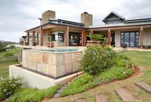 Bush Lodge Plans