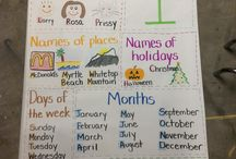 Anchor Charts / by Jessica