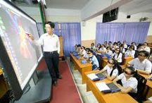 Experience 5 Universiteiten in Vietnam / De  universiteiten  'University  of  Agriculture  and  Foresty'  en  'University  of  Technology'  zijn  beide  erkende Vietnamese staatsinstellingen voor het hoger onderwijs. Beide universiteiten zijn terug te  vinden in  de  top  tien van beste  universiteiten  in Vietnam.