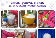 Winter Activities / Ideas and activities for kids when its cold outside / Ideen und Aktivitäten mit Kindern für die kalten Tage