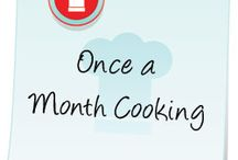 Once a month cooking / by Belinda Nalley