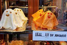 Halloween Tarragona Catalonië