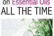Essential Oils / Tips, tricks, hacks, recipes, and uses for essential oils